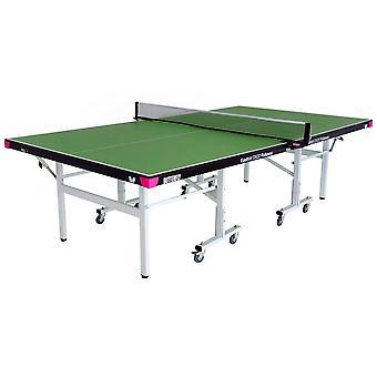 فراشة Easifold ديلوكس 22 رولاواي تنس الطاولة مجموعة الطاولة - الأخضر
