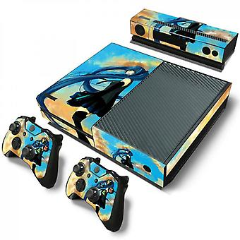 Xbox One Console And Controllers Skin Sticker