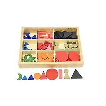Wooden Basic Grammar Symbols Early Childhood Education Kids Learning Toys Montessori Materials