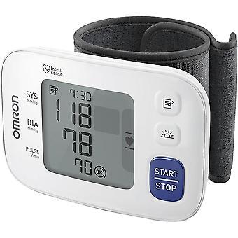 Omron OM-RS4 HEM-6181-E Intellisense Automatic Blood Pressure Monitor for Wrist