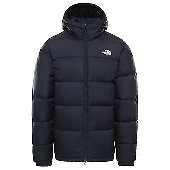 La chaqueta con capucha North Face