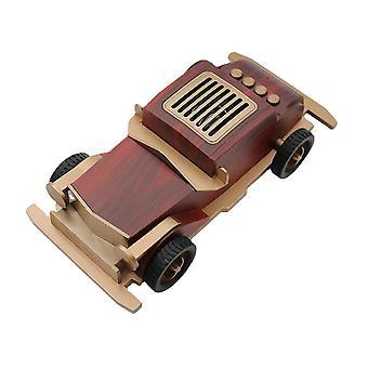 Wireless Mini Retro Vintage Car Style Bluetooth Boomboxes