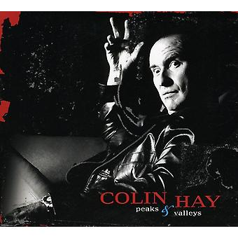 Colin Hay - pieken & valleien [CD] USA import