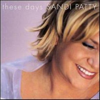 Sandi Patty - These Days [CD] USA import