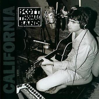 Scott Thomas Band - California [CD] USA import