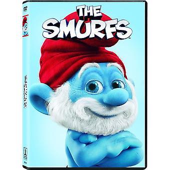 Smurfene [DVD] USA importere