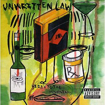 Unwritten Law - Here's to the Mourning [CD] USA import
