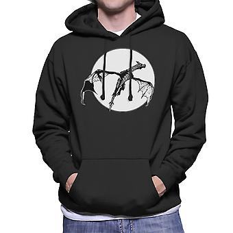 There Be Dragon Game Of Thrones Men's Hooded Sweatshirt