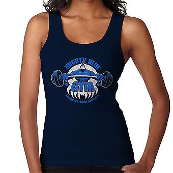 Mighty Blue Gym The Tick Women's Vest