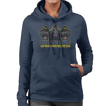 Join Vulchazor zoon van Zorn vrouwen Hooded Sweatshirt