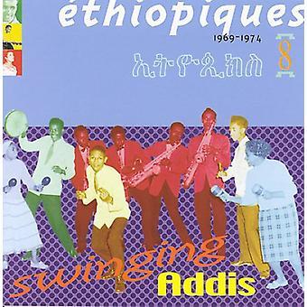 Ethiopiques - Vol. 8-Ethiopiques: Swinging Addis [CD] USA import