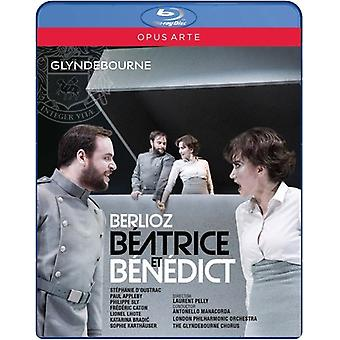 Beatrice Et Benedict [Blu-ray] USA import