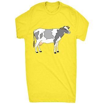 Cartoon Mother Cow_vectorized För män
