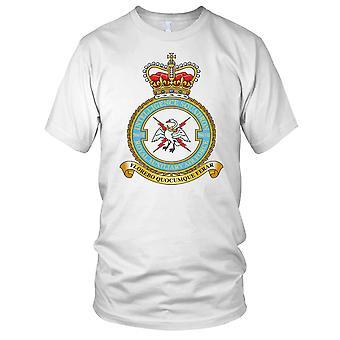 RAF Royal Air Force 7006 RAuxAF Intel skvadron Mens T-skjorte