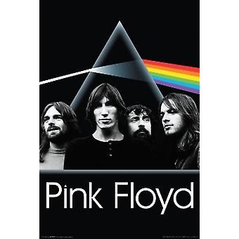 Pink Floyd-Dark Side Of Moon gruppe Poster plakat trykk