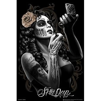 デービッド ・ ゴンザレス アート - 皮膚深いポスター ポスター印刷