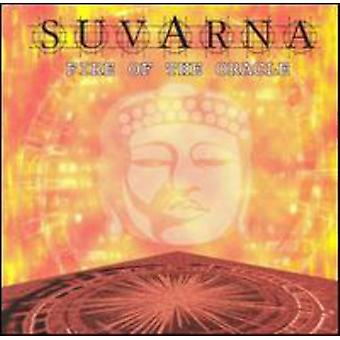 Suvama - Fire of the Oracle [CD] USA import