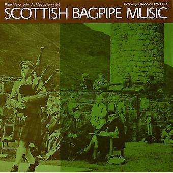 John a. Maclellan - skotsk säckpipa Music [CD] USA import