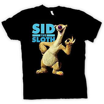 Kinder T-shirt - Ice Age - Sid das Faultier