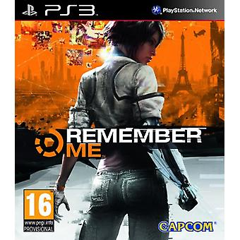 Remember Me (PS3) - New