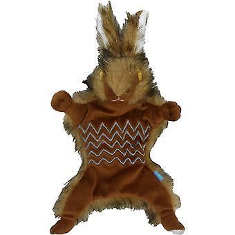 Hemm & Boo Country Hare Road Kill Dog Toy