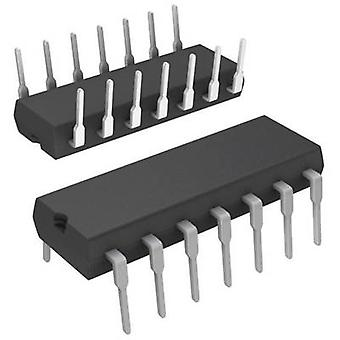 Lineær IC-op-amp LP324N/NOPB med multi-purpose DIP 14