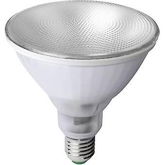 Megaman LED (monochrome) EEC A (A++ - E) E27 Reflector 15.5 W = 87 W Warm white (Ø x L) 120 mm x 132 mm 1 pc(s)