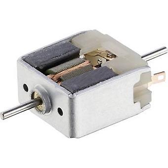 Miniature brushed motor Motraxx X-Train 030 15100 rpm