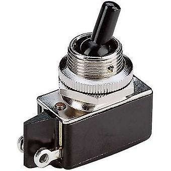 Marquardt 0101.0401 Toggle switch 250 V AC 2 A 1 x On/On latch 1 pc(s)