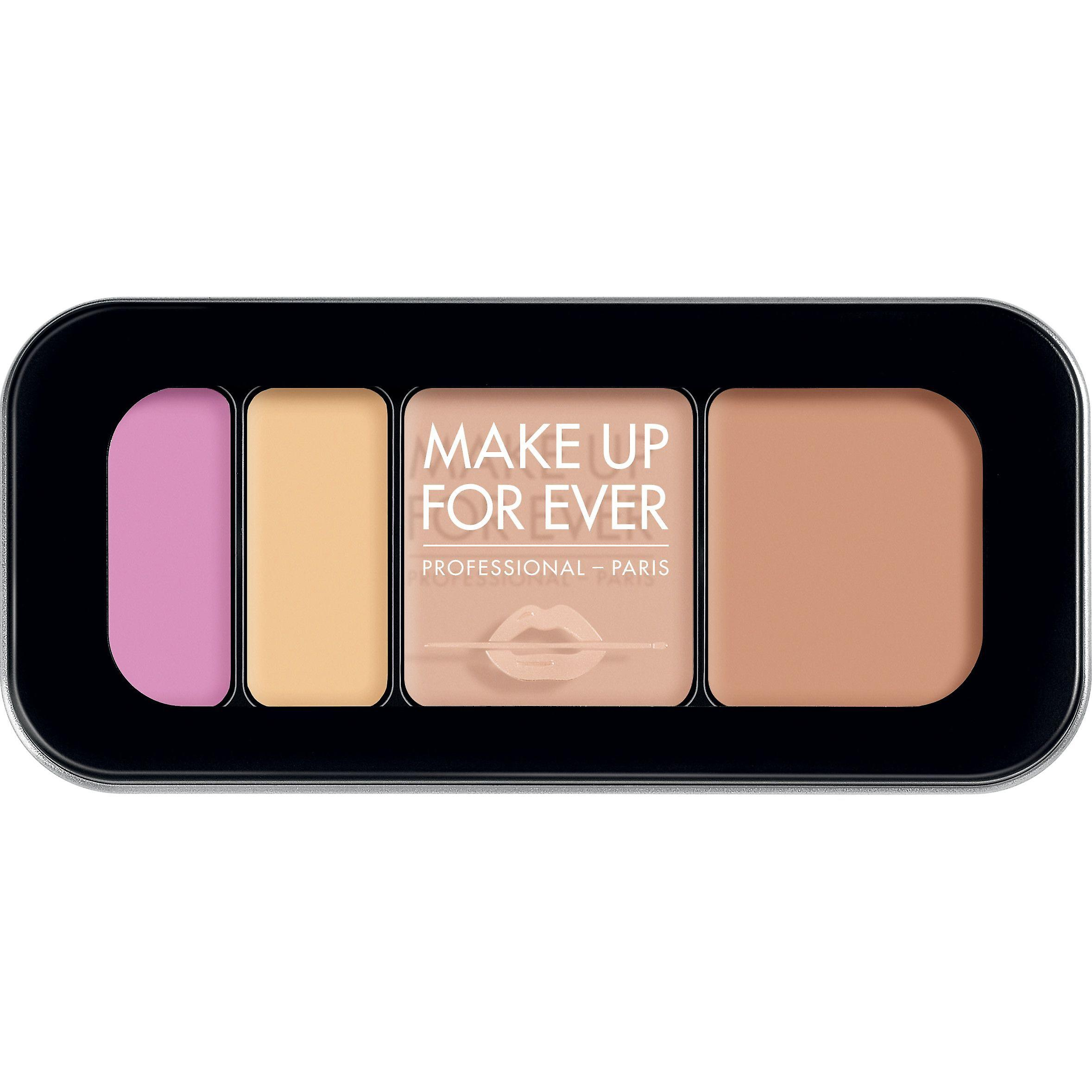 Ultra HD Underpainting - Color Correcting Palette - Very Light Skin 20
