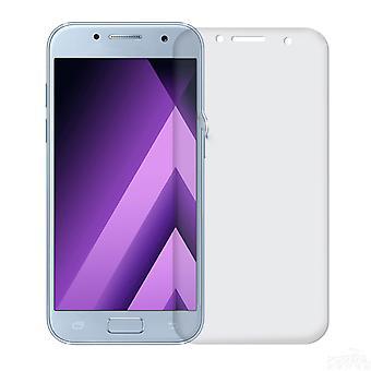 Samsung Galaxy A3 2017 3D gepantserde glas folie display 9 H beschermfolie dekt geval doorschijnend