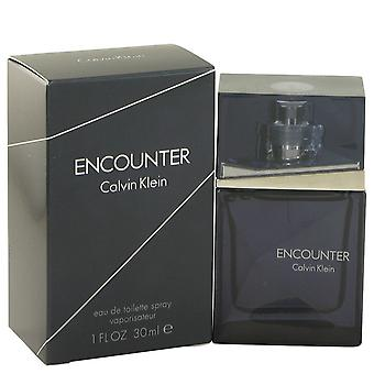 Calvin Klein encuentro Eau de Toilette 30ml EDT Spray