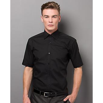 Kustom Kit Mens Slim Fit Business Shirt - KK191