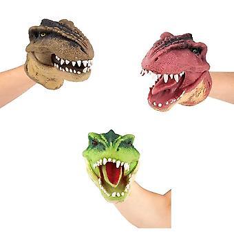 Marioneta de mano del mundo Dino