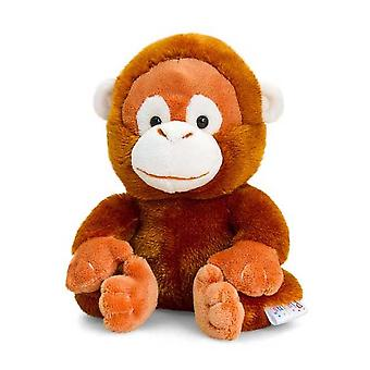 Quille Pippins orang-outan peluche 14cm