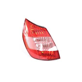Renault SCENIC 2005-2005 Left Passenger Side Rear Lamp With Pink Indicator
