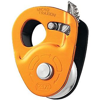 Petzl Micro Traxion Pulley Blocco