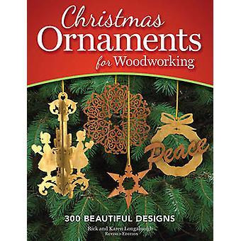 Christmas Ornament för träbearbetning - 300 vackra mönster (reviderade e