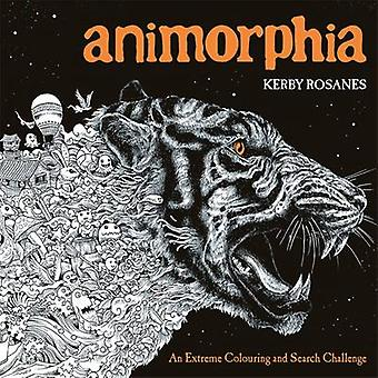 Animorphia - An Extreme Colouring and Search Challenge by Kerby Rosane