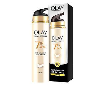Olay-celkový efekt TEXA Ligera Crema Día 50 Spf15 ml pro ženy
