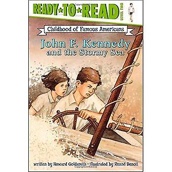 John F. Kennedy ja myrskyisellä merellä (valmis lukea lapsuuden kuuluisa amerikkalaiset - tason 2)