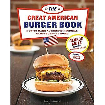 Het boek van de grote Amerikaanse Hamburger