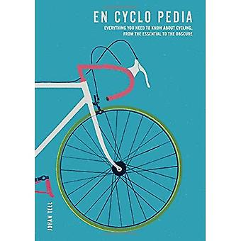 En Cyclo Pedia: Everything you need to know about cycling, from the essential� to the obscure