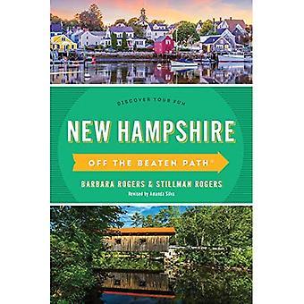 New Hampshire uit de gebaande Path (R): een gids naar unieke plaatsen (uit de serie van de gebaande paden)