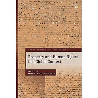Boendet och mänskliga rättigheter i ett globalt sammanhang (mänskliga rättigheter lag perspektiv)