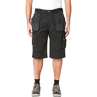 Caterpillar Mens Essentials Workwear Pocket Work Shorts