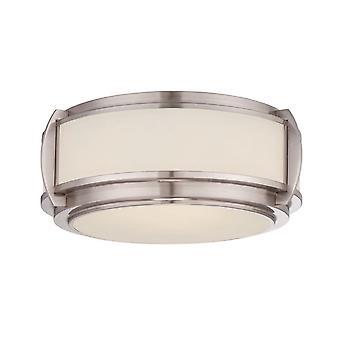 Wilkinson QZ/WILKINSON/Flush Ceiling Light - Elstead Lighting Qz / Wilkinson / QZ/WILKINSON/F