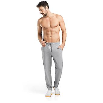 Hanro Mens Sleep Lounge Living Leisure long trousers Grey