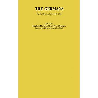 استطلاعات الرأي العام الألمان 19471966 من نويلينيومان آند إليزابيث