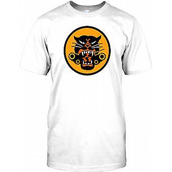 US Tank Destroyer Corps - World War 2 Fighting Unit Kids T Shirt